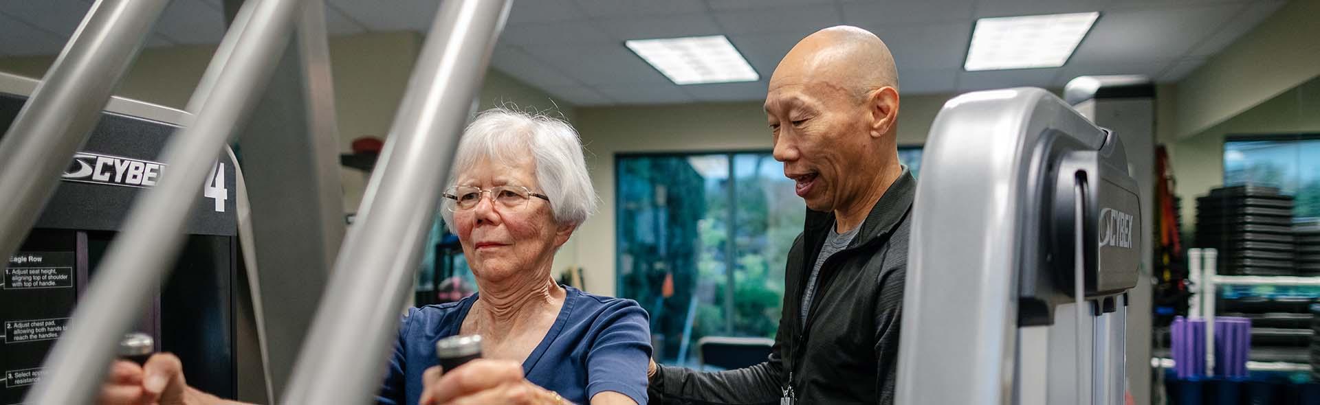 The Forum Senior Living Integrated Wellness